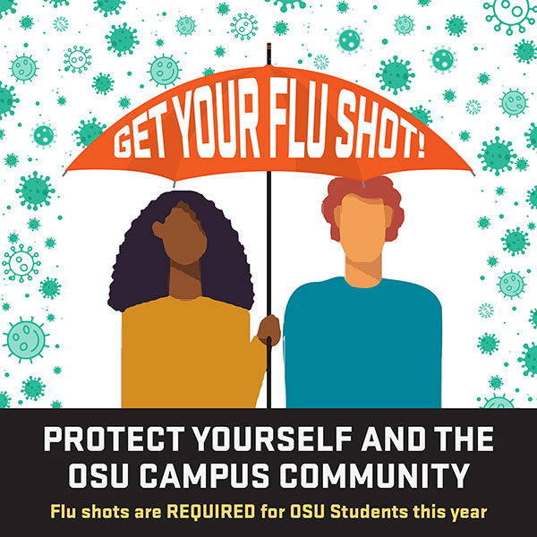 flu shots are required