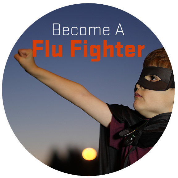 Become a Flu Fighter